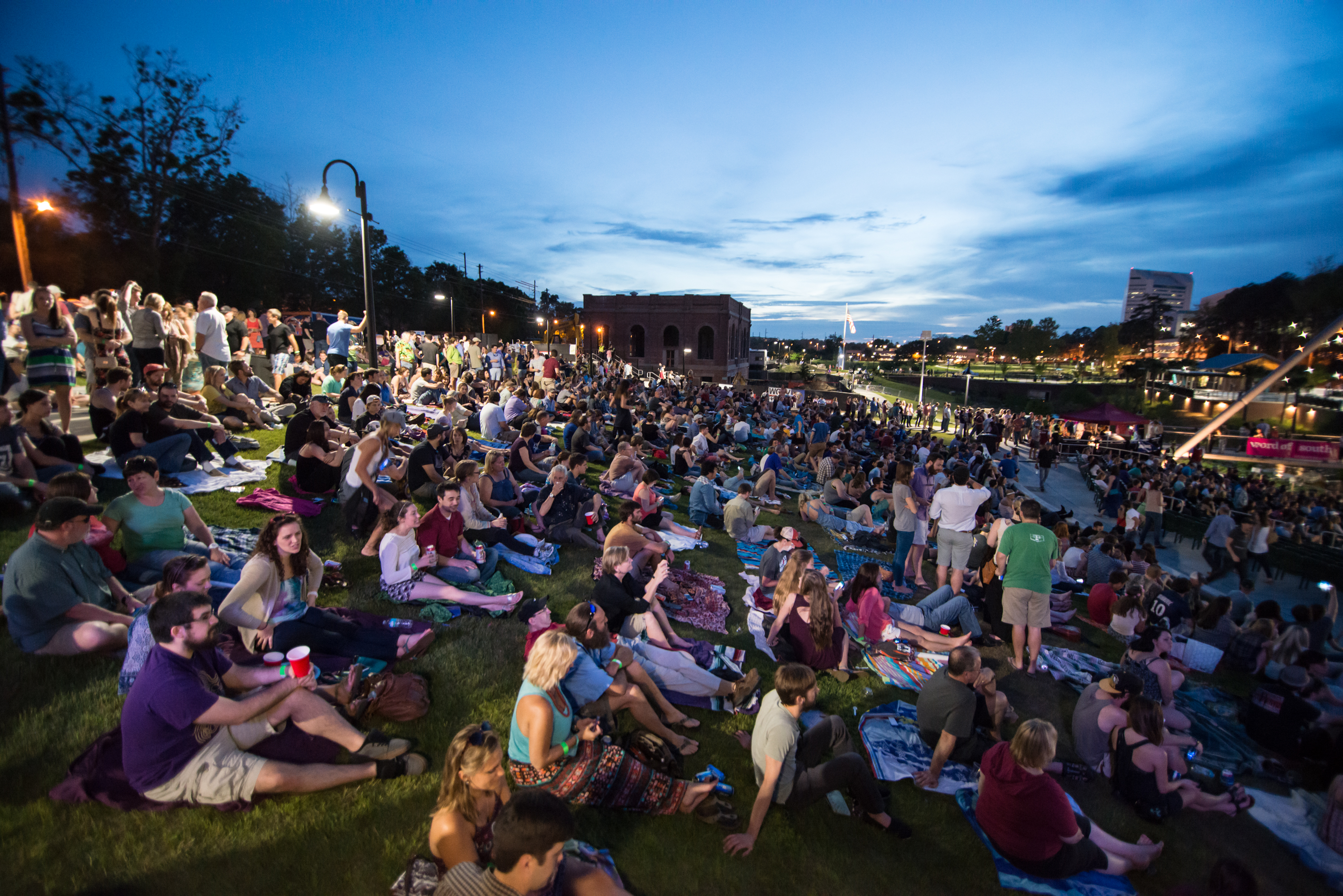 2016 Events at CapitalCityAmpitheater